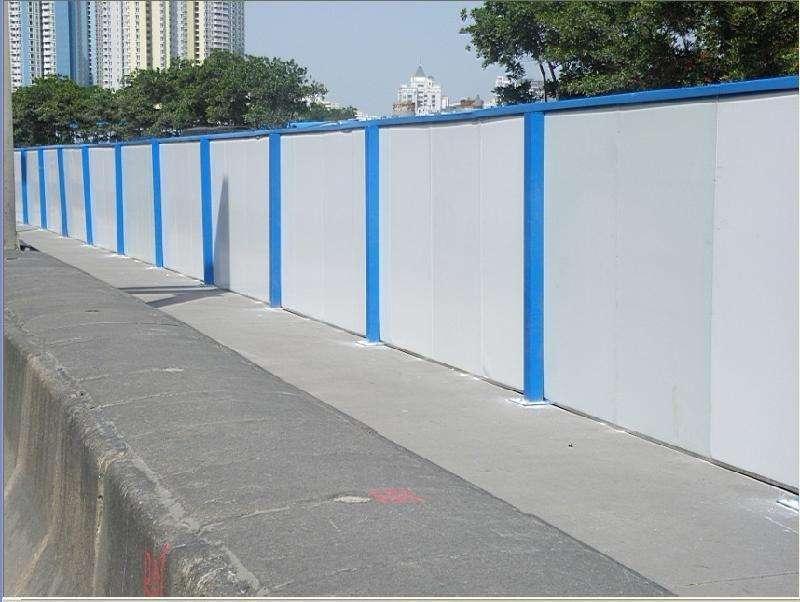 彩钢板围墙\彩钢板隔墙