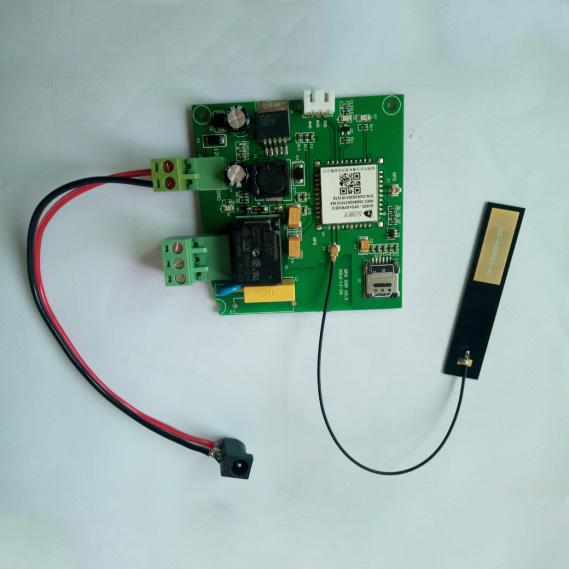 物联网GPRS+GPS模块开发