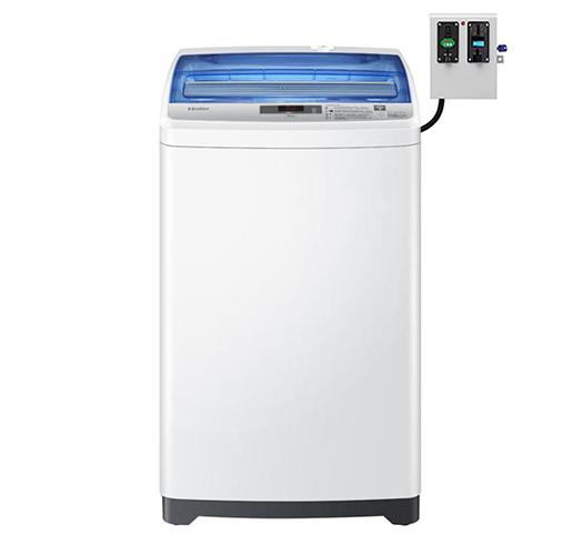 海尔原装7公斤商用洗衣机
