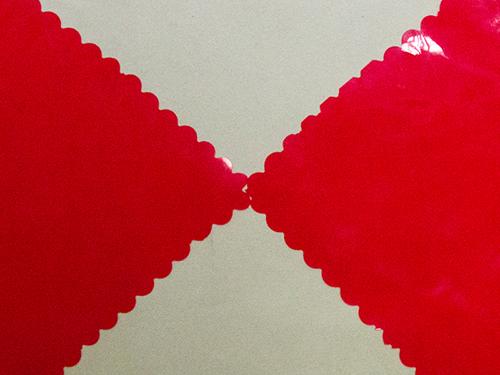 TPU透明紅色