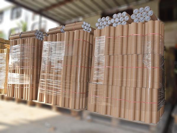 拉伸膜紙管生產包裝