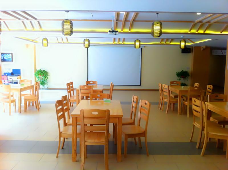 餐厅  晚宴大投影
