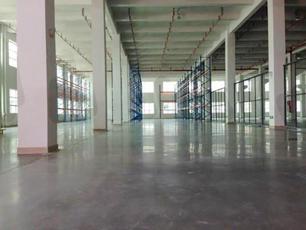 混凝土硬化地坪1