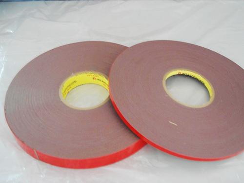 0.8红膜灰 亚克力泡棉胶带