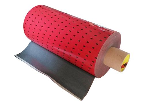 手工電器3M膠帶經銷商_廣發膠帶_彩色_小卷芯_水性_耐高溫