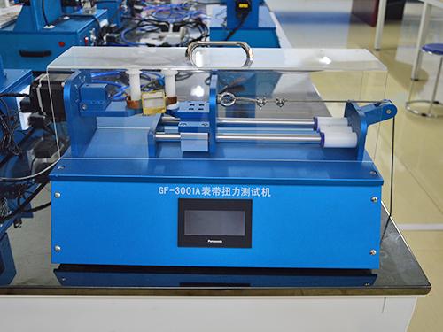 钟表扭力测试机价格_冠峰钟表设备_拉扭力_恒温恒湿_带扣磨擦
