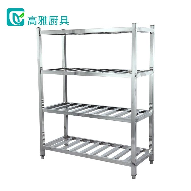 不銹鋼廚房置物架_GYT11
