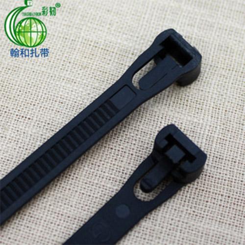 HW-8X 300黑色尼龙扎带