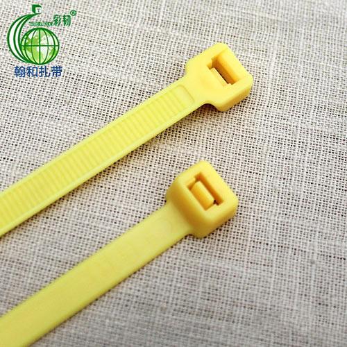优质HW-3×80彩色尼龙扎带