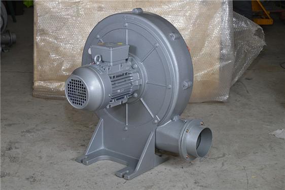 低振动_吹膜机用中压鼓风机定制_宏丰环保