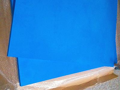 铁氟龙蓝色板