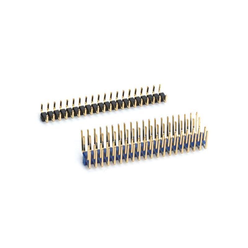 "2.00mm Pitch (.079"")U型排針連接器"
