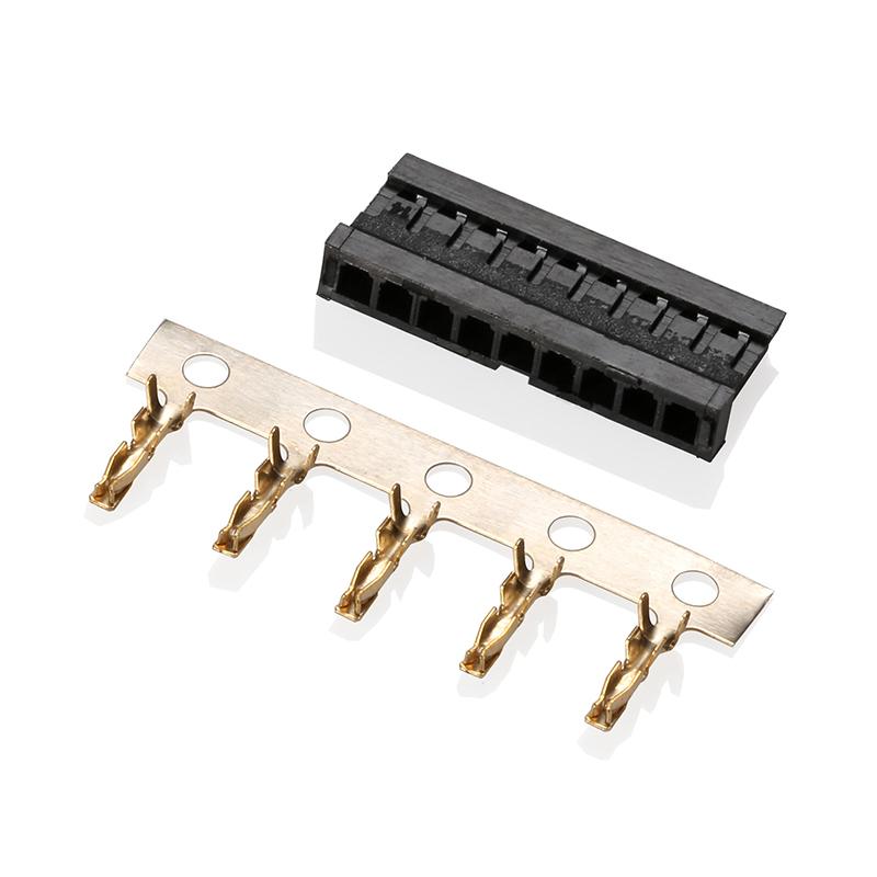 "1.50mm Pitch (.059"") 線對板連接器"