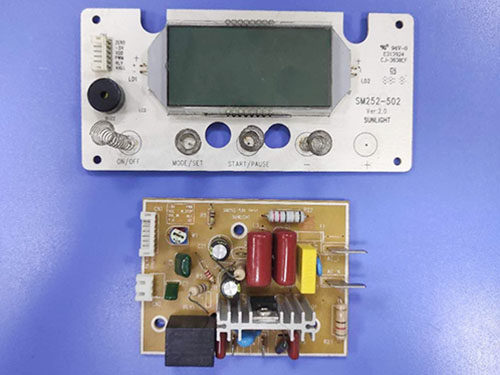 大功率攪面機控制板