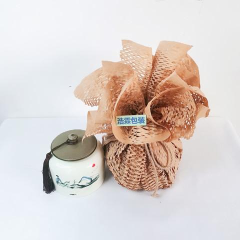 茶叶罐精美蜂窝包装纸