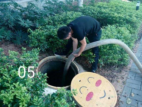 東莞化油池清理