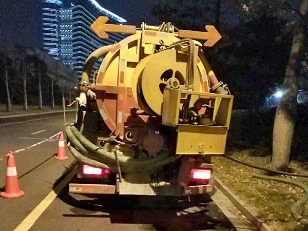 東莞市政管道疏通工程