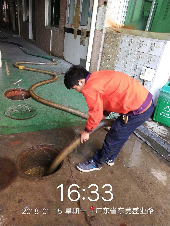 东莞大岭山吸污车清理化粪池、污油池,机械疏通各类大小管道