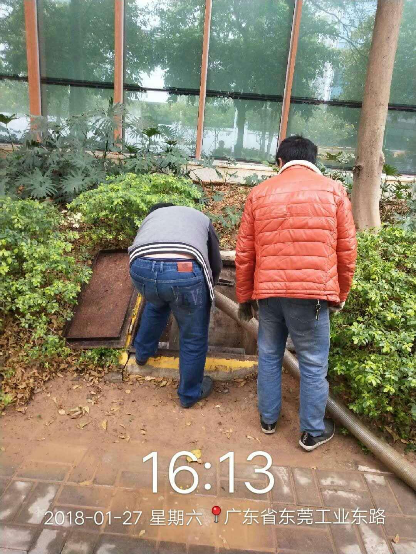 橫瀝化糞池清理抽糞抽污水管道清洗疏通公司
