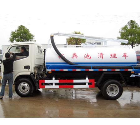 环卫车清理化粪池、化油池、污水、沙井、泥浆、管道清淤、高压清洗车