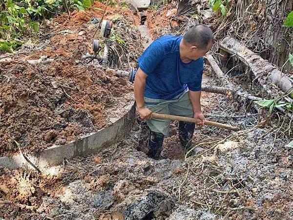 东莞污水池清理