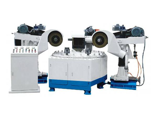 hy-1801自动圆盘式平面抛光机