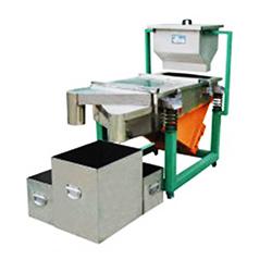 振动筛选机独立形(用于粉碎料的部分)