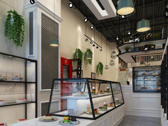 面包甜点店设备回收