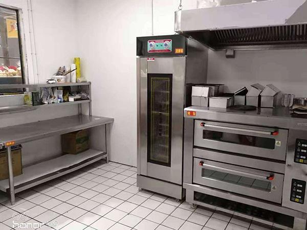 面包店设备回收