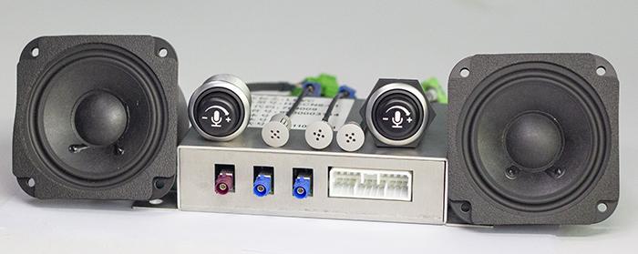 ICC 車載通話系統