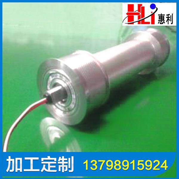 外装式电动动力滚筒