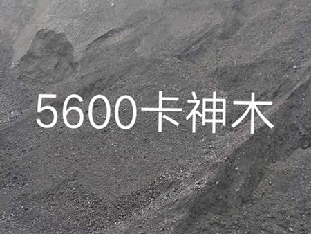 5600卡神木煤
