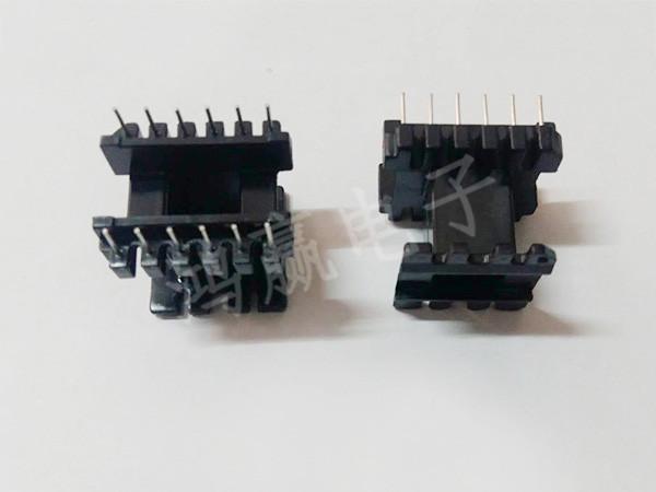 EE40变压器骨架立式6+6