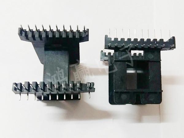 EE55变压器骨架卧式L针10+10