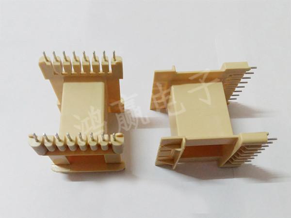 EE65变压器骨架卧式8+8