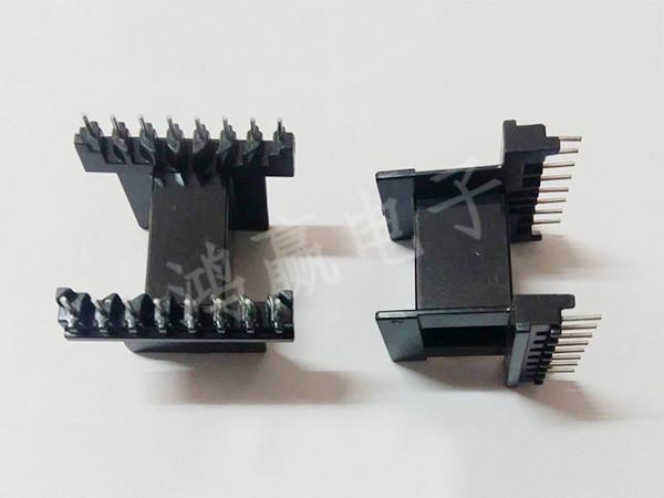 EE4215变压器骨架卧式8+8
