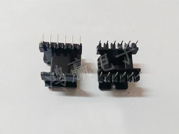 EI33变压器骨架立式6+6
