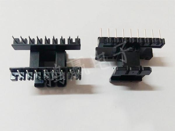 EI33变压器骨架立式9+9