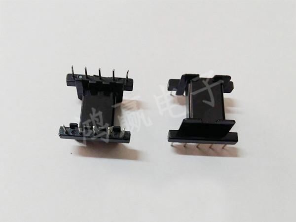 EFD25变压器骨架卧式5+5