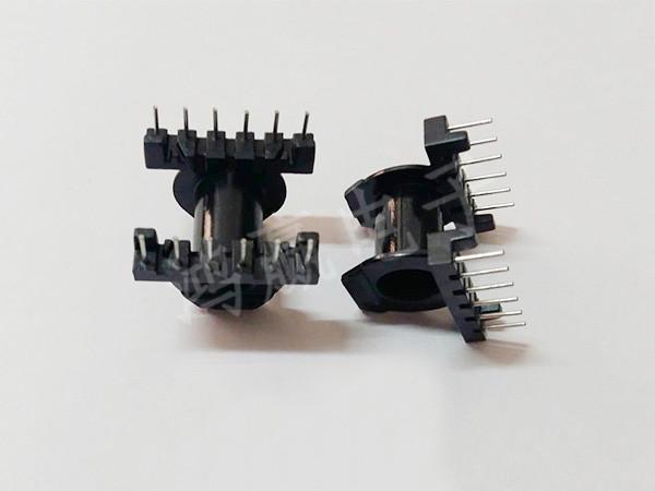 EC2828变压器骨架卧式6+6