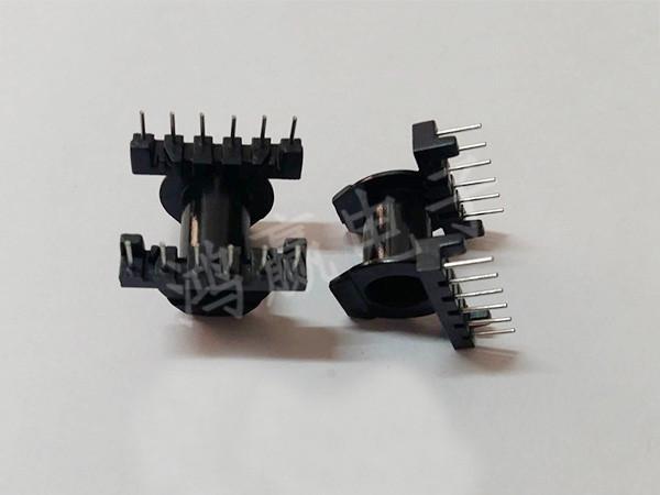 EC2834变压器骨架卧式6+6