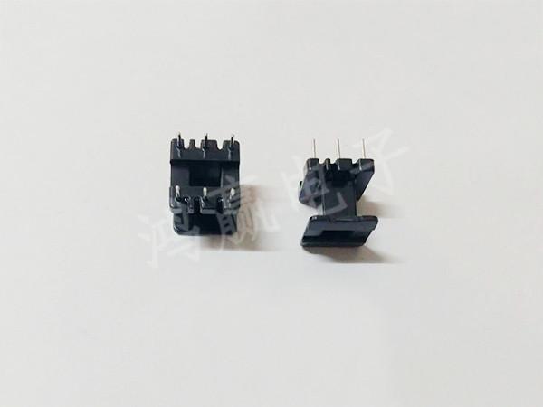EE19变压器骨架立式3+3