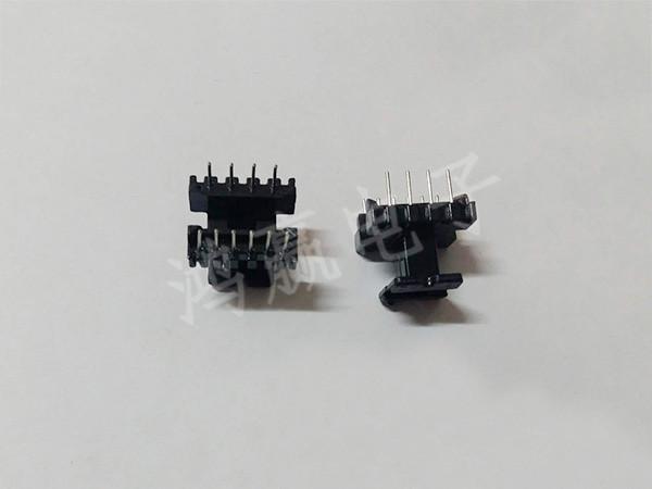 EE16变压器骨架立式4+6