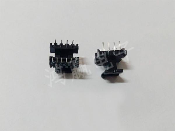 EE16变压器骨架立式5+5