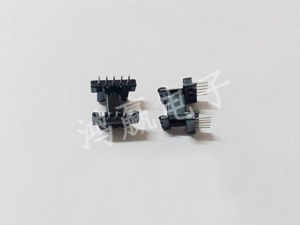 EE16变压器骨架卧式5+5