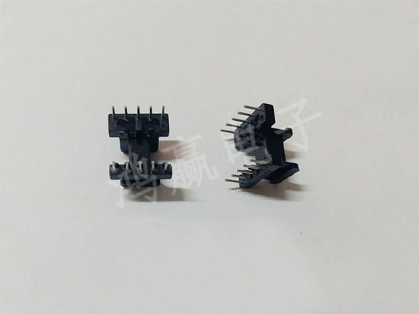 EE16变压器骨架卧式5+5加宽