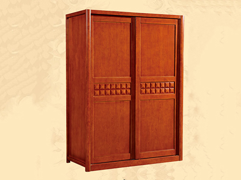 纯_常平实木衣柜订购_江泰华洋家具