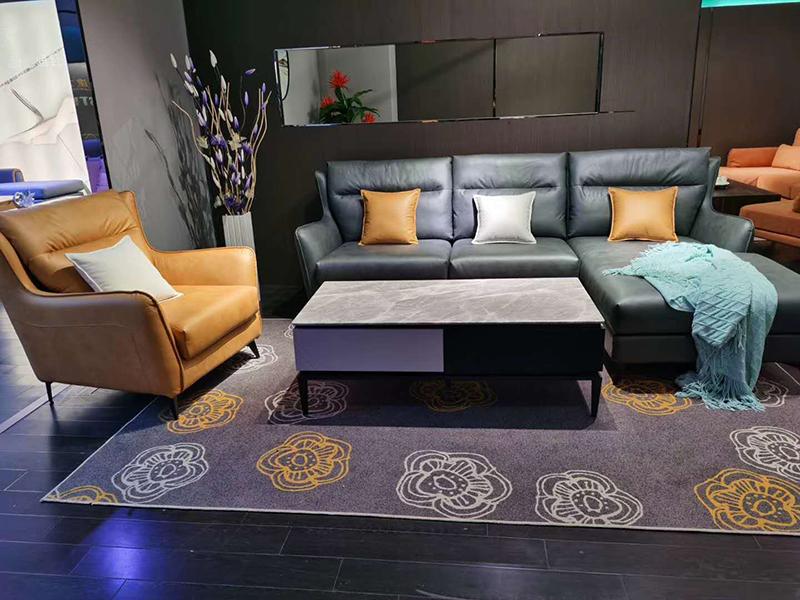 两人_简易布艺沙发便宜实用_江泰华洋家具