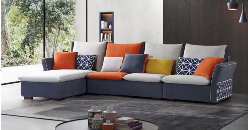 一字型_家庭布艺沙发哪里有做_江泰华洋家具