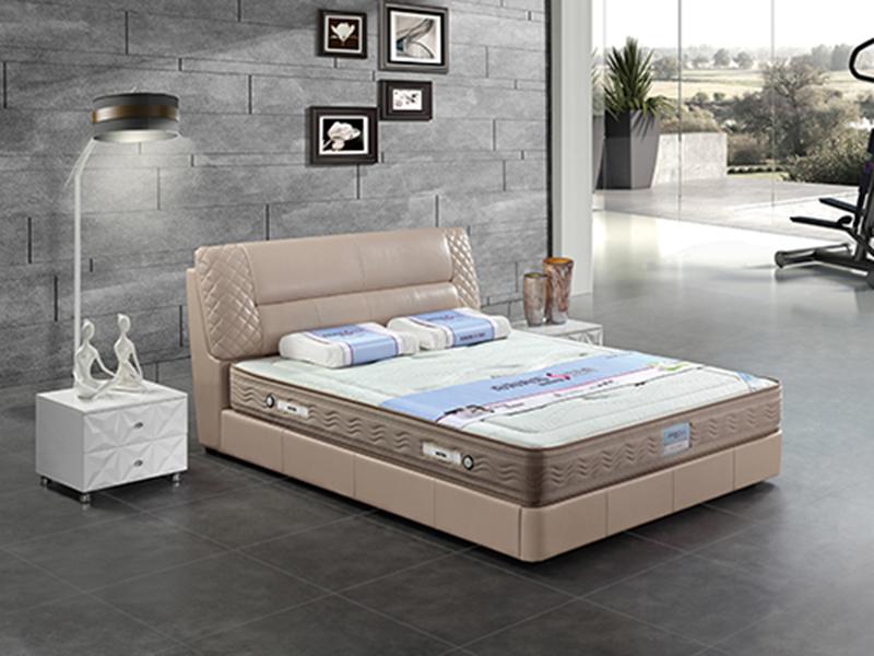 桂林弹簧床垫价格一般多少钱_江泰华洋家具_弹簧_别墅_乳胶凝胶